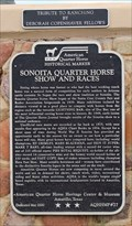 Image for Sonoita Quarter Horse Show and Races
