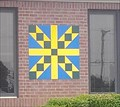 Image for UK Co-op Extension Office Barn Quilt #2 - Henderson, KY