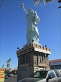Image for Second Largest Statue of Liberty in Las Vegas - Las Vegas, NV