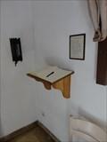 Image for Guest Book - Kapelle zum hl. Josef - Wertach, Germany, BY
