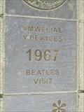 Image for The Beatles visit Bangor, High Street, Bangor, Gwynedd, Wales