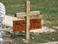 Image for Crum - McDonald, Pleasant Valley Cemetery, Cedar Hill, TX