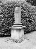 Image for Historical Tombstone of the Maurerbrüderschaft - Ohlsdorf Cemetery - Hamburg, Germany