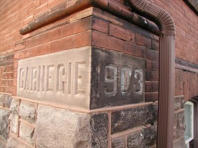 Waterloo Carnegie Public Library Ontario Canada