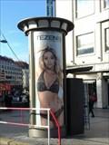 Image for Advertising Column 'Wenceslas Square' - Prague/ Czech Republic
