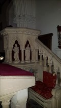 Image for Pulpit & Reading Desk - St Mary - Brome, Suffolk