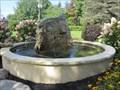 Image for Fontaine Commémorative - Commemorative Fountain - Nicolet, Québec