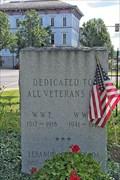 Image for World War II Memorial - Sunbury PA