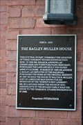 Image for Bagley-Mullen House -- Charlotte NC