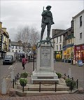 Image for Kendal's Great War Memorial, Cumbria UK