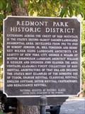 Image for Redmont Park Historic District - Birmingham, AL