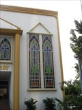 Image for Stained Glass - Assembleia de Deus church - Sao Caetano do Sul, Brazil