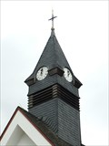 Image for Bell tower of St. Mariä Himmelfahrt Merzbach - NRW / Germany