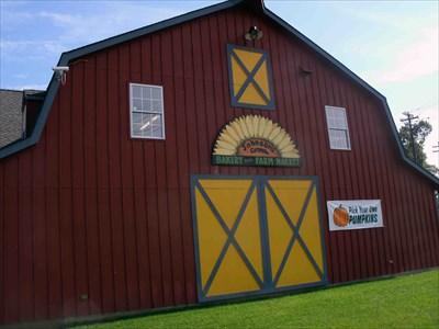 The barn johnson 39 s farm medford nj barns on for Johnson s farm nj