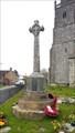 Image for Memorial Cross - St John's church - Slimbridge, Gloucestershire
