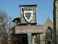 Image for Village Sign, Northaw, Herts, UK