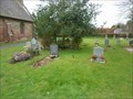 Image for Churchyard, St Andrew's, Ombersley, Worcestershire, England