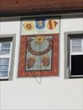 Image for Sundial - Schloss Messkirch, Germany, BW