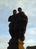 Image for Barokní sousoší Jana a Pavla - Medlešice, Czech Republic