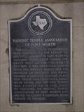 Image for Masonic Temple Association Of Forth Worth