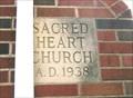 Image for 1938 - Sacred Heart Catholic Church ~ Bevier, MO