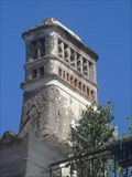 Image for An old chimney at 17 Rua 5 de Outubro, Paderne, 8200, Portugal.