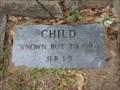Image for Unknown Child - Fernandina Beach, FL