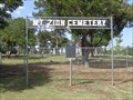 Image for Mount Zion Cemetery - Midlothian, TX