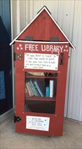 Image for Little Free Library - Southmayd, TX, USA