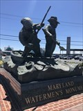 Image for Maryland Watermen's Monument - Kent Narrows, MD