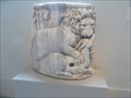 Image for Sarcophagus Lion  - New York City, NY
