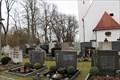 Image for Friedhof / Cemetery Katholische Pfarrkirche St. Mauritius - Obermeitingen, Bavaria, Germany