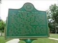 Image for Memorial Place - Michigan Historic Marker - Monroe, Michigan, USA.