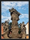 Image for St. John of Nepomuk - Pyšely, Czech Republic