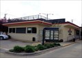 Image for FIRST - Steak & Shake Resturant - Normal, Illinois, USA.