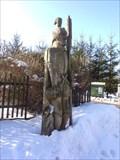 Image for Socha sv. Floriána - Križánky, Czech Republic