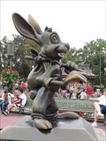 Image for Brer Rabbit - Magic Kingdom, Florida, USA.