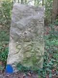 Image for Borne 92, forêt de Fontainebleau - France
