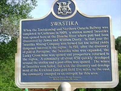 Swastika, Ontario