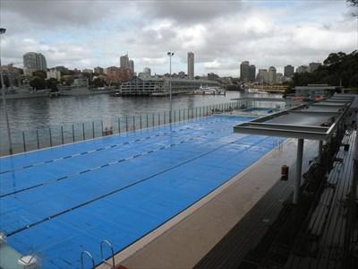 Andrew (Boy) Charlton Pool - Sydney, Australia - Public