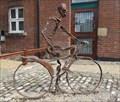 Image for Cyclist - Blackburn, UK