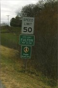 Image for Fulton, Missouri - Population 12,790