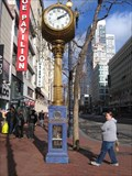 Image for Albert S Samuels Clock , San Francisco, CA