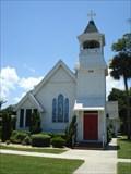 Image for Grace Episcopal Church and Guild Hall - Port Orange, FL