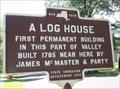 Image for A Log House - Owego, NY