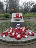 Image for Coronation Gardens Memorial Tablet, Leyton, London, UK