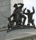 Image for Abraham Lincoln's Tomb: The Artillery Group - Oak Ridge Cemetery, Springfield, IL