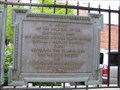 Image for Zion Church Revolutionary War Memorial Tablet - Allentown, Pennsylvania