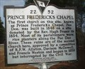 Image for 22-52 Prince Frederick's Chapel