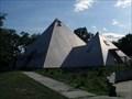 Image for The Pyramid House/Church - Pomona, NJ